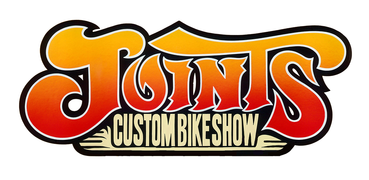 JOINTS CUSTOM BIKE SHOW 2020~カスタムバイクショー@名古屋,ハーレー,チョッパー,カスタム自慢のモーターサイクルイベント ロゴ